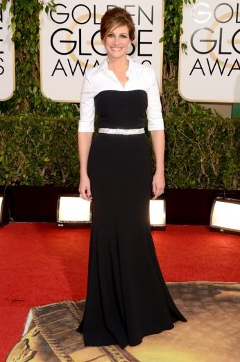 "Julia Roberts, de ""Álbum de Família"", num look Dolce & Gabbana"