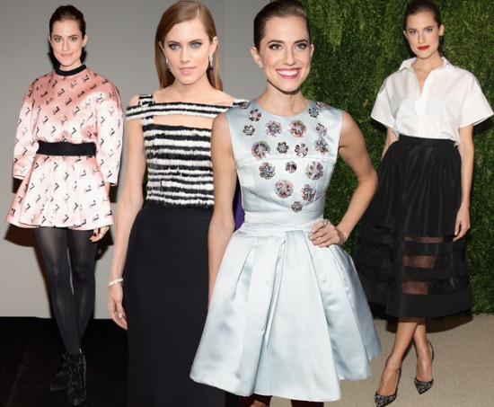 Vem saber mais do estilo de Allison Williams!