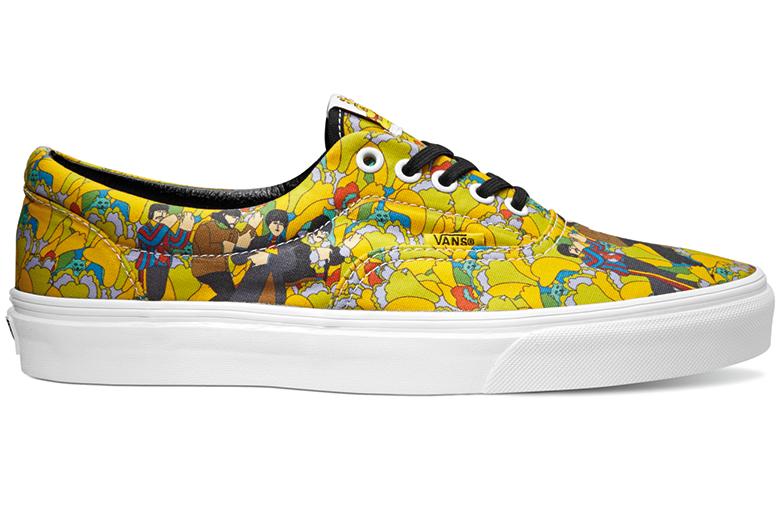 Vans Shoes The Beatles