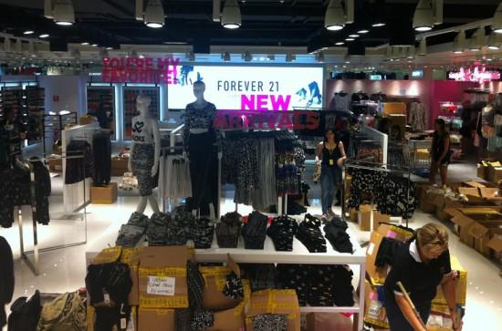 775583552b1 Forever 21 inaugura 1ª loja no Brasil nesse fimde - Lilian Pacce