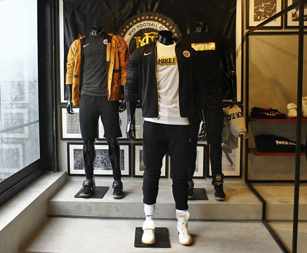 1a2997202a8 Nike abre loja em SP especialmente pra Copa do Mundo