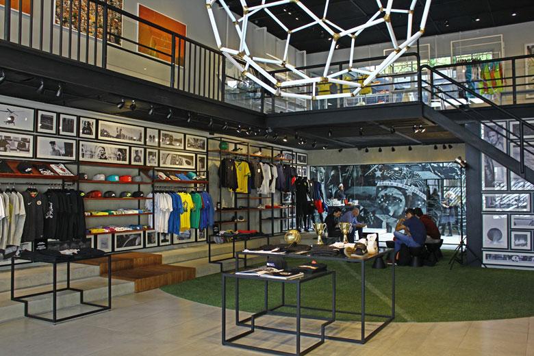 1fa2d109d4 Nike abre loja em SP especialmente pra Copa do Mundo