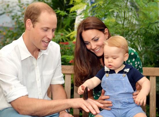 56b63a7837 Um ano de príncipe George  o rei da salopete - Lilian Pacce