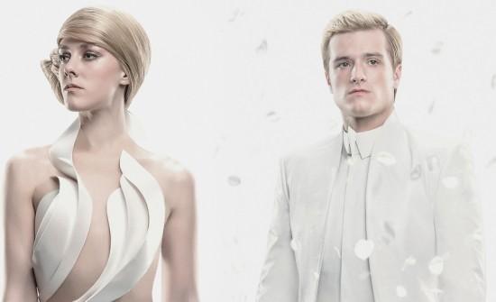 """Vem ver looks de Peeta e Johanna de """"Jogos Vorazes"""" - clica!"""