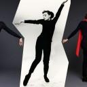 Montagem Blog LP/Richard Avedon/Michael Avedon