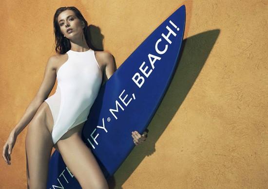 Intensify Me Beach é a linha praia criada por Priscila Gomide, da Intensify Me