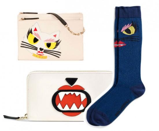 Karl lança mais uma coleção inspirada em sua gata Choupette