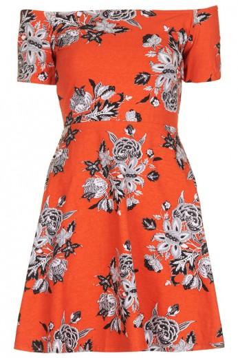 Vem ver a seleção do Blog LP pra esse setembro florido! Floral quente da Topshop (R$ 220)