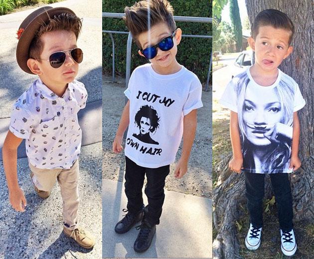 Mini fashionistas pra seguir no Instagram! 3b4ca934a96