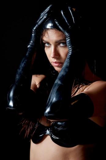 Garota de janeiro: a linda Adriana Lima