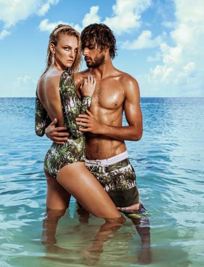 A campanha da parceria entre a Água de Coco e a C&A é estrelada por Carol Trentini e Marlon Teixeira. Clica aqui pra ver mais!