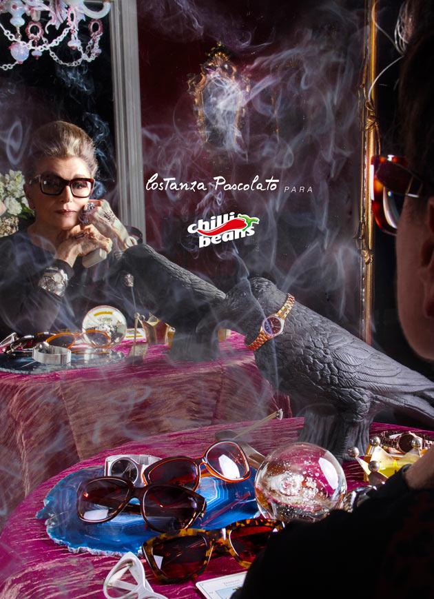 bd0f31241b0 Os óculos da Costanza! (E da Fernanda Young e Julia Petit!) - Lilian ...