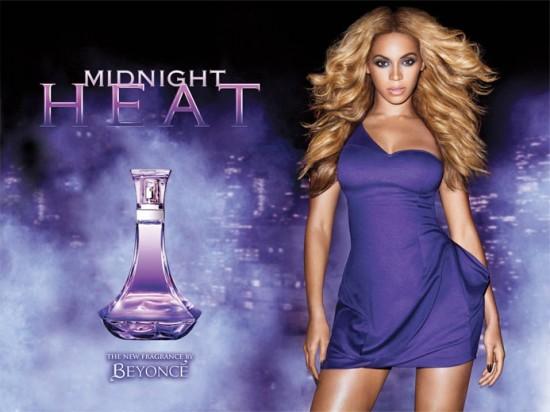 Midnight Heat da Beyoncé pra Coty (100 ml por R$ 189)