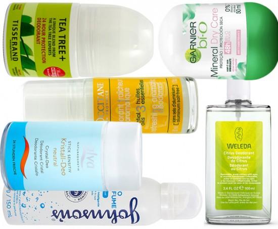 Vem ver as opções de desodorantes à venda no Brasil!