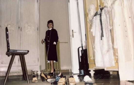 """Manuela Pavesi em clique da """"Self Service Magazine"""""""