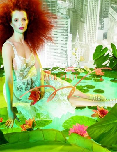 A campanha da coleção nova de Julia Petit pra M.A.C - vem ver os produtos e preços!