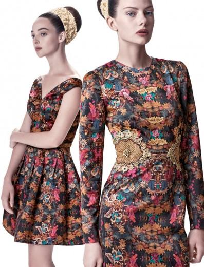 A coleção da Alfreda que está à venda hoje é a de outono-inverno 2015
