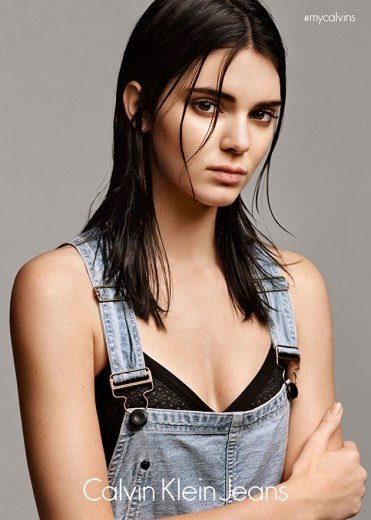 2c6e2283ec70f Só dá ela  Kendall Jenner é a nova garota-propaganda da Calvin Klein! -  Lilian Pacce