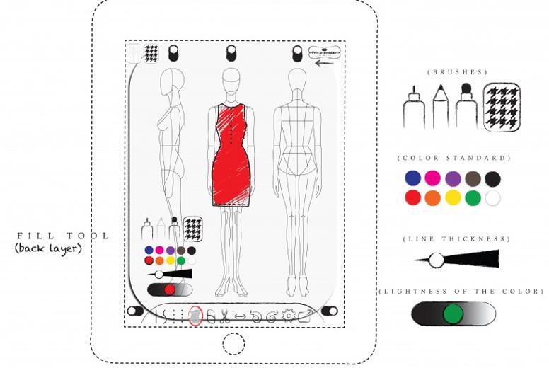 Pr 234 T 224 Template O App Que Te Ajuda A Desenhar Croquis De
