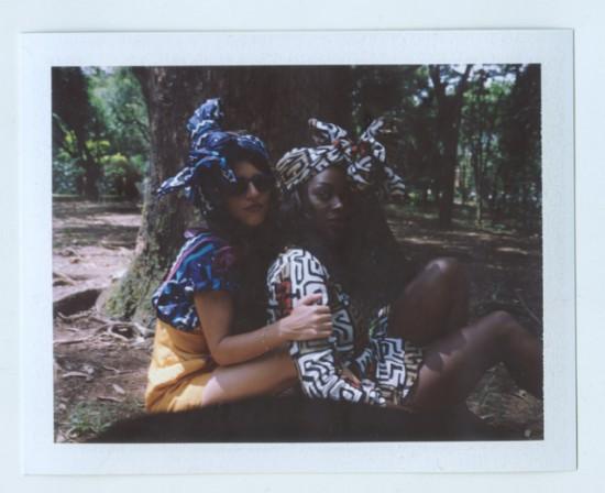 A Okan importa tecidos de diversos países africanos