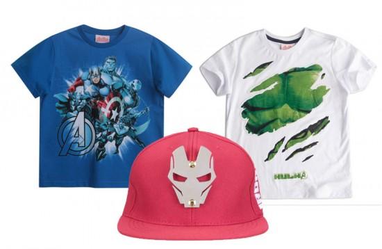 Infantil da Renner: camiseta Os Vingadores (R$ 22,90), Hulk (R$ 19,90) e boné Homem de Ferro (R$ 29,90). Vem ver mais!
