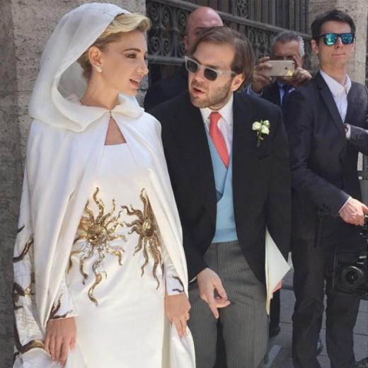 O Casamento Mais Fashionista Do Ano Lilian Pacce