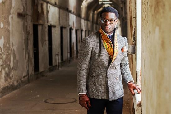 Walé Oyéjidé, estilista da Ikiré Jones