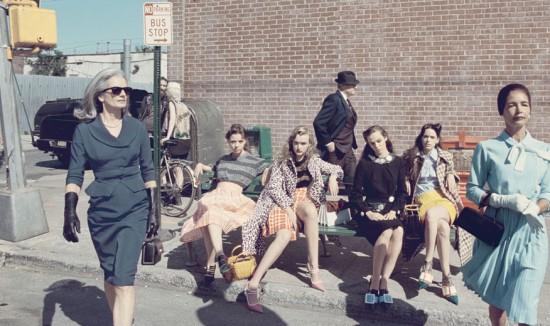 A realidade subjetiva da Miu Miu foi clicada nas ruas de NY - vem ver mais!