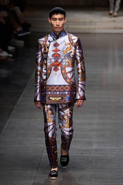 Dolce   Gabbana (masc) primavera-verão 2016 - Lilian Pacce 95a1f9bb643
