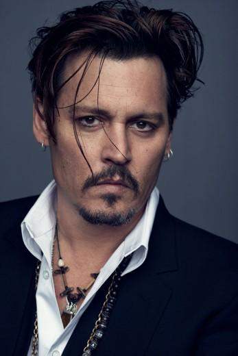 Johnny Depp é o novo rosto da Dior