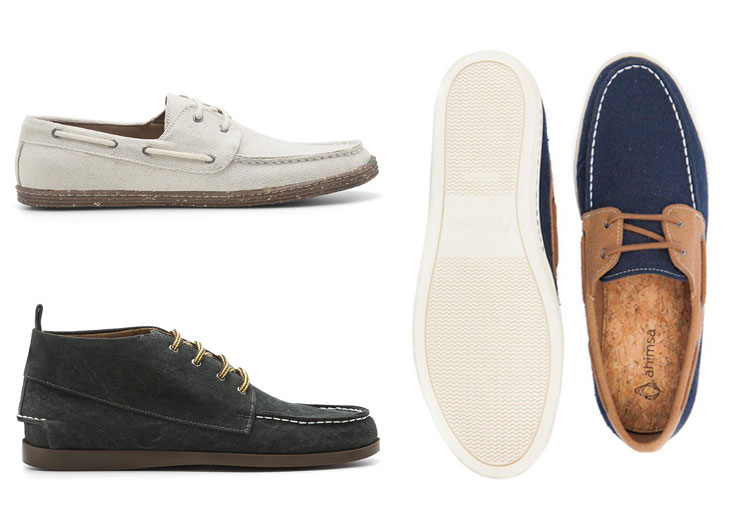 e60b85fb09 Ahimsa  marca de sapatos veganos e artesanais