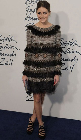 Olivia Palermo de Matthew Williamson