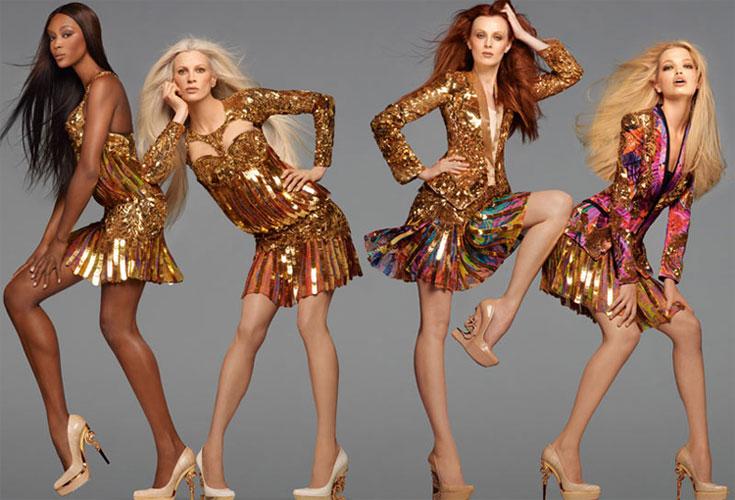 Naomi, Kirsten, Karen e... Daphne!