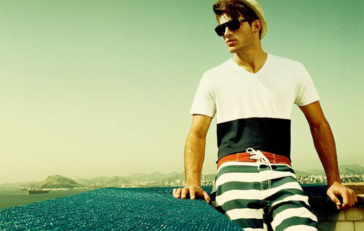 A Toulon começou na década de 70 e também representa o estilo dos homens cariocas