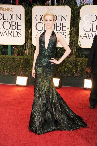 Evan Rachel Wood de Gucci Première