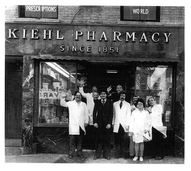 A marca começou como uma farmácia de homeopatia