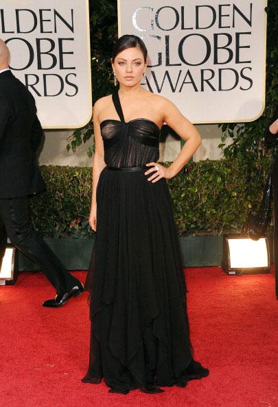 Mila Kunis de Dior - ela é a nova garota-propaganda da marca