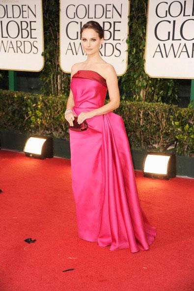 Natalie Portman de Lanvin