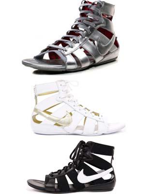 36a34fa634 A sandália gladiadora da Nike - Lilian Pacce