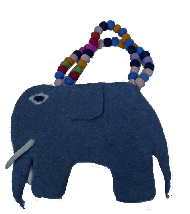 Bolsa Elefante 2 alças (R$ 239,20)