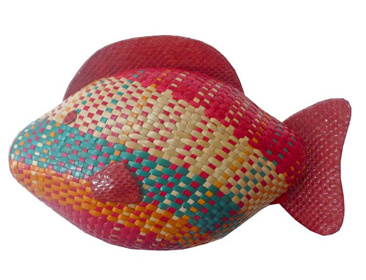 Bolsa Peixe vermelho (R$ 354,20)