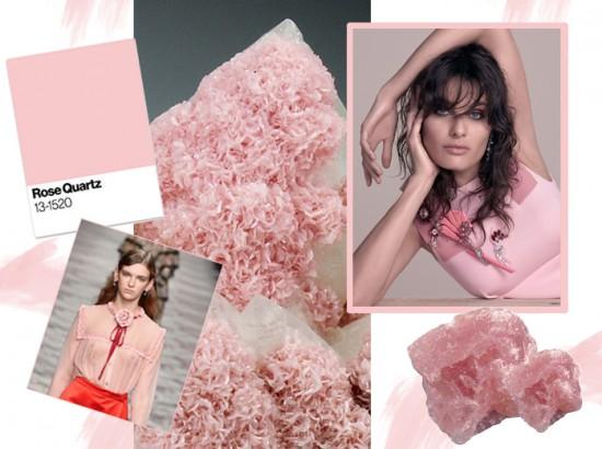 Rosa quartzo, o nude com blush que vai pegar no verão - clica pra ver mais!