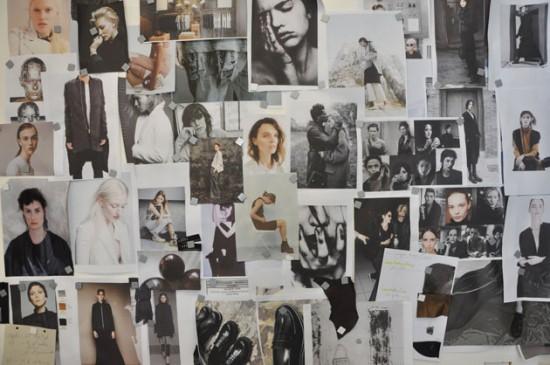 Moodboard da UMA mostra a inspiração de Raquel Davidowicz