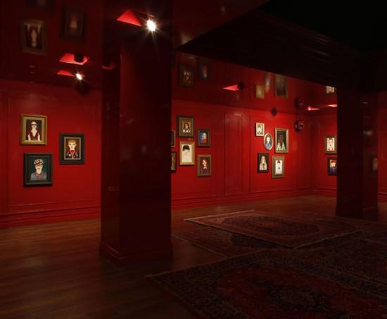 Gucci abre uma exposição voltada pro contemporâneo na China. Na foto, espaço assinado por Unskilled Worker - veja mais na galeria, é só clicar aqui!