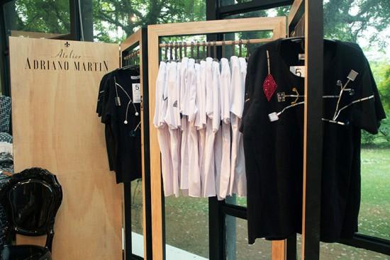 Cinco marcas vão disputar uma vaga para desfilar no SPFW em 2016. Na foto, roupas de Adriano Martin, de SP. Quer ver as outras? Só clicar