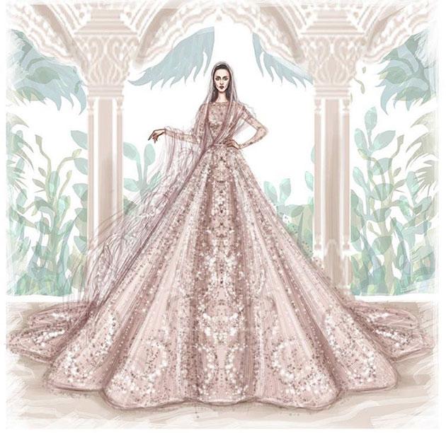 Desenhos Para Inspirar Noivas De Todos Os Tipos