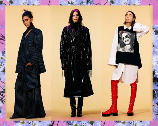 A marca Alyx, criada pelo americano Matthew Williams, é composta por roupas pra morcega fashionista com materias como vinil e uma cartela bem sóbria onde o preto e branco predominam - vem ver os outros selecionados!