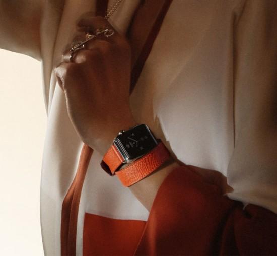 e1c2b51af00 Modelo Hermès do Apple Watch - clique na foto pra ver mais!