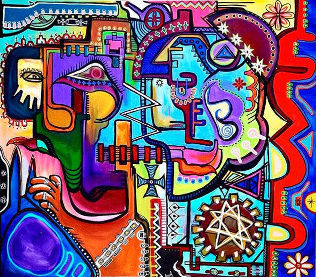 3edb46d60d683 O cangaço mais alegre e colorido, por Azol - Lilian Pacce