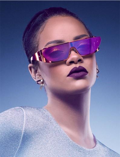 1c796dcec4776 Rihanna lança óculos em parceria com a Dior - Lilian Pacce